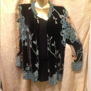 unknown Tops - Oversized blouse beautiful